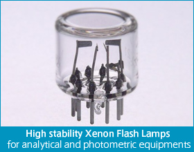 Sugawara Xenon Flash Tubes
