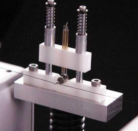 Micro Stepper Motor Measurement