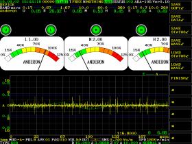 アナログメータ/波形