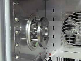 専用モータ取付治具 MMJ-TC01<br /> (恒温槽内部)