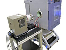 環境試験対応トルクメータと専用モータ取付治具MMJ-TC01(各機種共通)