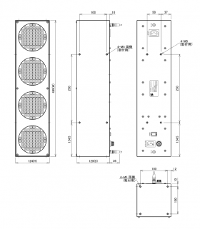 LS-500外観図