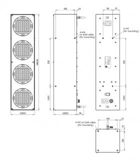 LS-500 LED 闪频仪